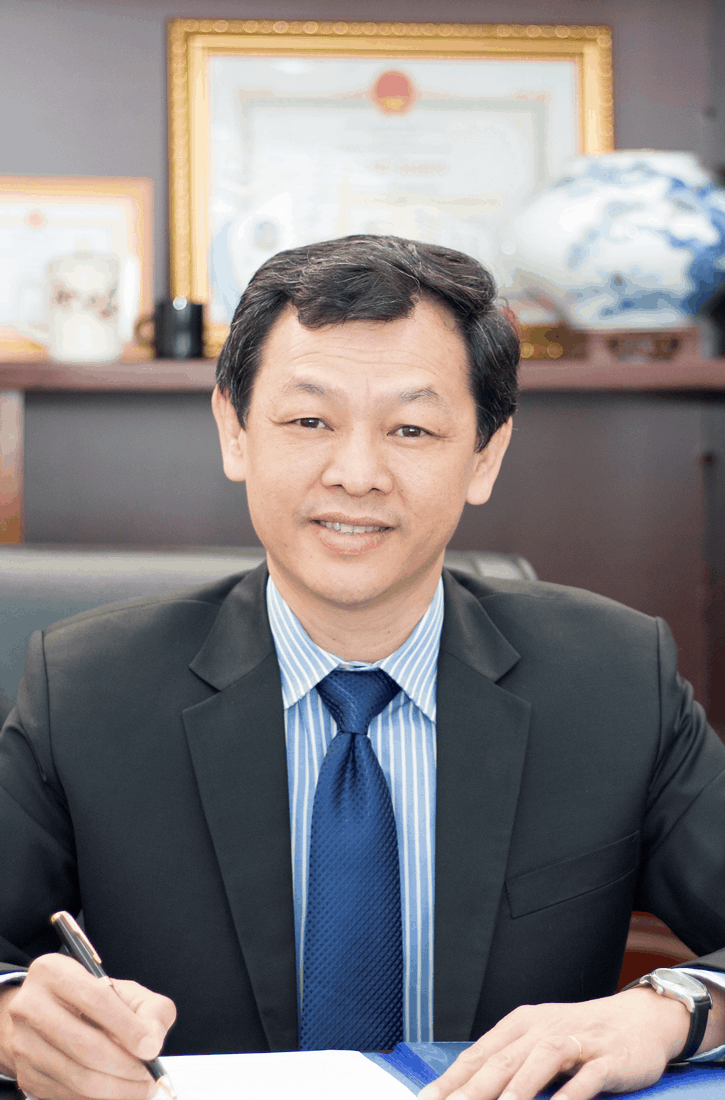 <small>Director, Cho Ray Hospital</small><br/> Nguyen Tri Thuc, Dr. Med