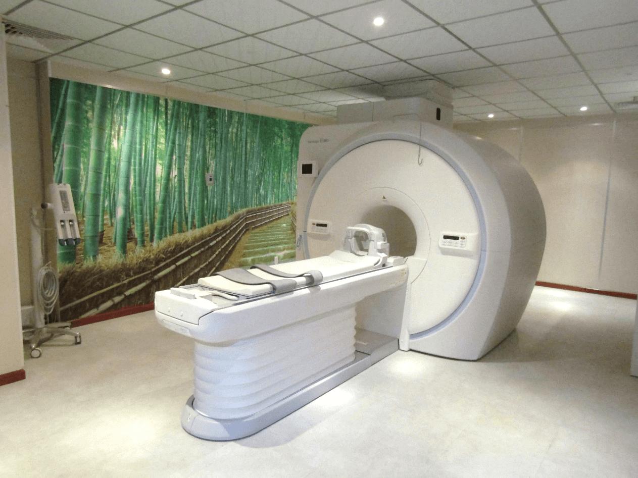 Phòng chụp MRI